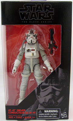 Star Wars The Black Series AT AT Driver 6