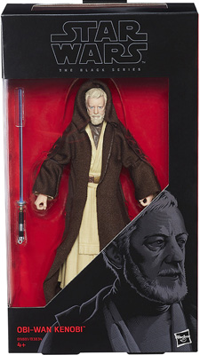Star Wars The Black Series OBI- Wan Kenobi 6