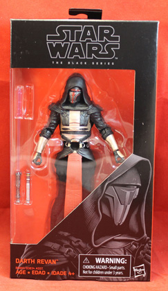 Star Wars The Black Series Darth Revan 6