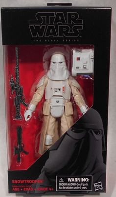 Star Wars The Black Series Snowtrooper 6