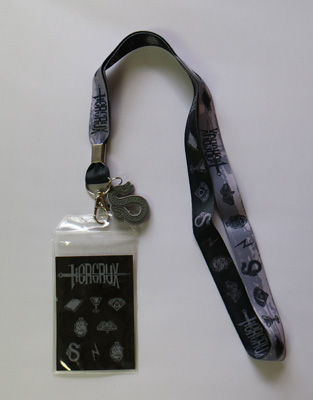Harry Potter Horcrux Lanyard