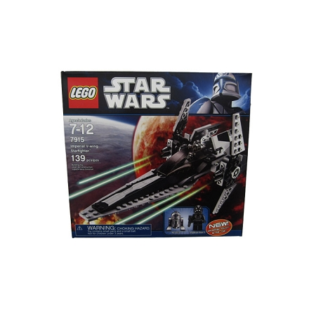 Lego Star Wars: Imperial V-Wing Starfighter #7915 (Smaller Package Variant)*