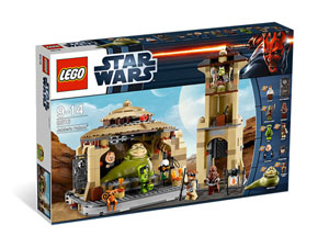 Lego Star Wars: Jabba's Palace #9516 (Flawed Item)*