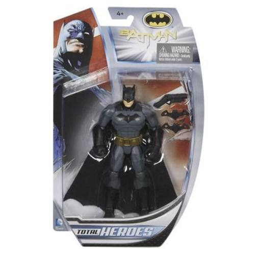 Mattel DC Total Heroes: Batman 6
