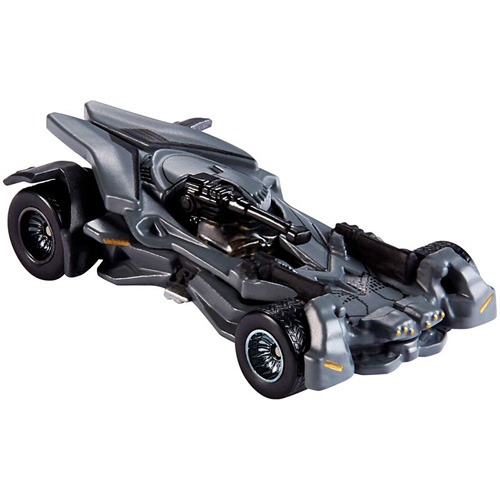 Hot Wheels 2017 Exclusive Justice League Batmobile (SDCC Exclusive)
