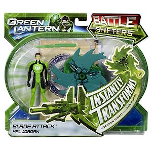 Mattel DC Green Lantern: Battle Shifters Blade Attack Hal Jordan Figure