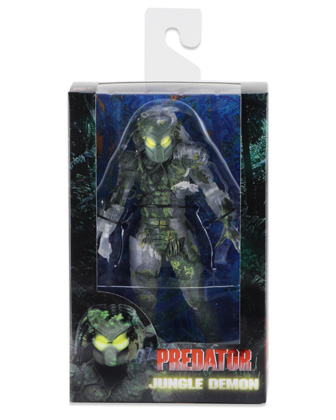 NECA Predator 30th Anniversary: Jungle Demon 7
