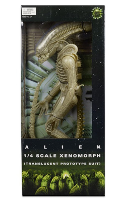 Alien Translucent Concept 1/4 Scale Figure