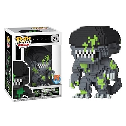POP! 8-Bit: Alien - Xenomorph Blood Spattered Vinyl Figure #27 (Previews Exclusive)