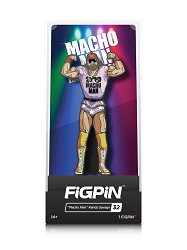 [PRE-SALE] WWE Legends: Macho Man Randy Savage FiGPiN #32