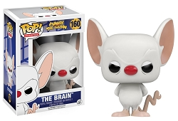POP! Animation Pinky and The Brain The Brain Vinyl Figure
