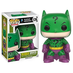 POP! Heroes DC: ImPOPster - Batman/Riddler Vinyl Figure #126