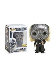 POP! Television: Harry Potter - Lucius Malfoy Vinyl Figure #30 (Hot Topic Exclusive)