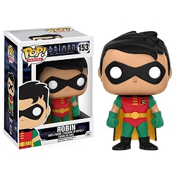 POP! Heroes- Batman The Animated Series - Robin Vinyl Figure