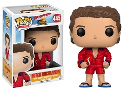 POP! Television Baywatch Mitch Buchannon Vinyl Figure