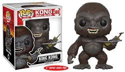 POP! Movie Skull Island King Kong 6