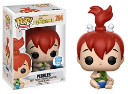 POP! Animation Hanna Barbera The Flinstones Pebbles Vinyl Figure Funko Exclusive
