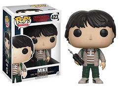POP! Television Stranger Things Mike With Walkie Talkie Vinyl Figure