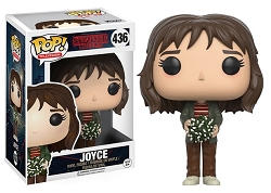POP! Television Stranger Things Joyce Vinyl Figure