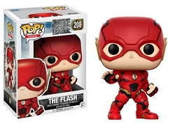 POP! Movies: Justlice League - The Flash Vinyl Figure