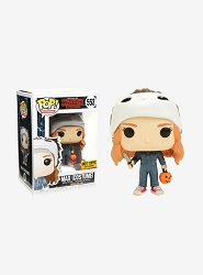 POP! Television: Stranger Things - Max [Costume] Vinyl Figure #552 (Hot Topic Exclusive)
