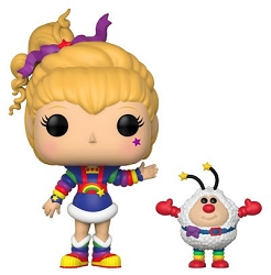 [PRE-SALE] POP! Animation: Rainbow Brite - Rainbow Brite & Twink Vinyl Figure