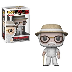[PRE-SALE] POP! Movies: Jurassic Park - John Hammond Vinyl Figure #546