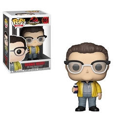 [PRE-SALE] POP! Movies: Jurassic Park - Dennis Nedry Vinyl Figure #551