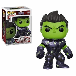 [PRE-SALE] POP! Games: Marvel Future Fight - Amadeus Cho as Hulk Vinyl Bobblehead Figure #336
