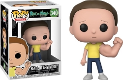 POP! Animation: Rick & Morty - Sentient Arm Morty Vinyl Figure #340