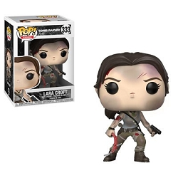 [PRE-SALE] POP! Games: Tomb Raider - Lara Croft Vinyl Figure #333