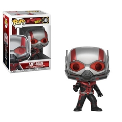 [PRE-SALE] POP! Heroes Marvel: Ant-Man and The Wasp - Ant-Man Vinyl Bobblehead Figure #340
