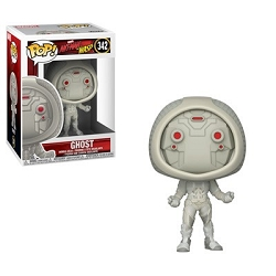 POP! Heroes Marvel: Ant-Man and The Wasp - Ghost Vinyl Bobblehead Figure #342