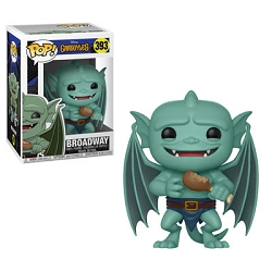 [PRE-SALE] POP! Disney: Gargoyles - Broadway Vinyl Figure #393 [Ships in August]