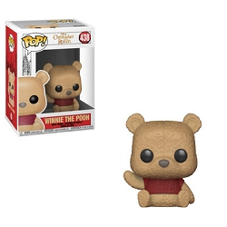 [PRE-SALE] POP! Disney: Christopher Robin - Winnie the Pooh Vinyl Figure #438 [Ships in August]
