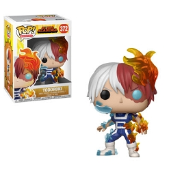 [PRE-SALE] POP! Animation: My Hero Academia - Todoroki Vinyl Figure #372 [Ships in September]