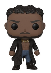 [PRE-SALE] POP! Heroes Marvel: Black Panther - Erik Killmonger w/ Scars Vinyl Figure