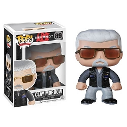 POP! Television: Sons of Anarchy - Clay Morrow Vinyl Figure #89