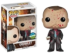 POP! Television: Supernatural - Crowley Blood Splatter Vinyl Figure #200 (Our Exclusive!)