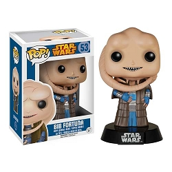POP! Star Wars Bib Fortuna Bobble Head Vinyl Figure