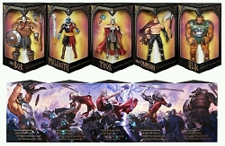 Marvel Legends: The Mighty Thor 5-Figure Set (SDCC Exclusive)