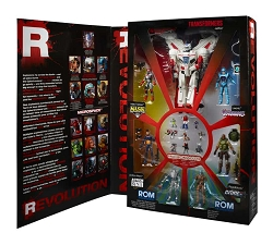 IDW REVOLUTION Comic Crossover Preview Mega-Set (SDCC Exclusive)