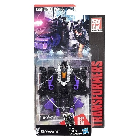 Transformers Generations: Combiner Wars - Legends Class Skywarp Action Figure