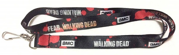 Fear the Walking Dead SDCC 2016 Lanyard