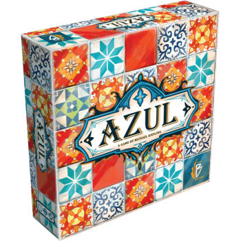 Azul A Game by Michael Kiesling