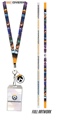 Overwatch Lanyard (NYCC 2017 Exclusive)