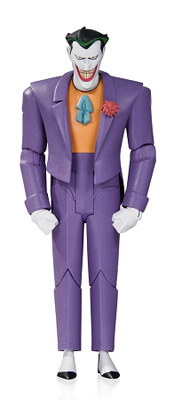 DC Collectibles: Batman: The Animated Series - The Joker Action Figure