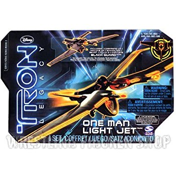 Disney: Tron Legacy - One Man Light Jet Set (International Packaging)