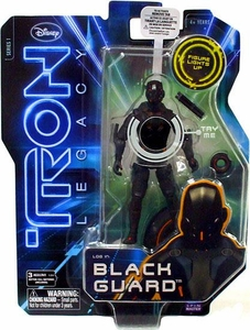 Disney: Tron Legacy - Series 1 Black Guard Figure