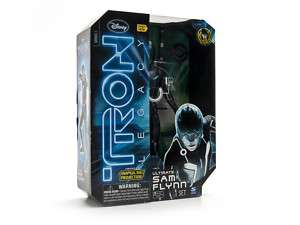 Disney: Tron Legacy - Series 1 Ultimate Sam Flynn 12